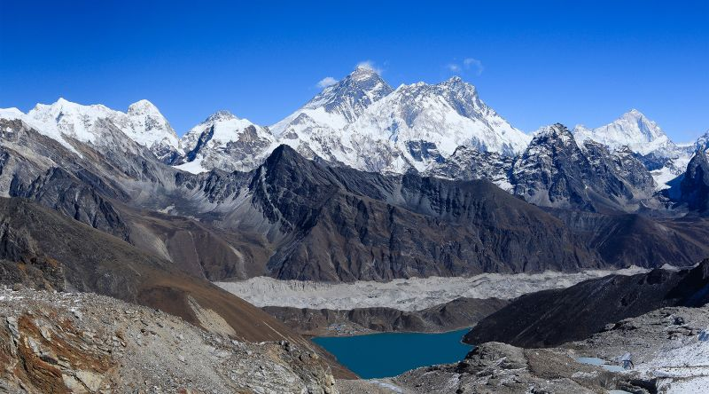 Majestic Mount Everest, Airston  Dave , England