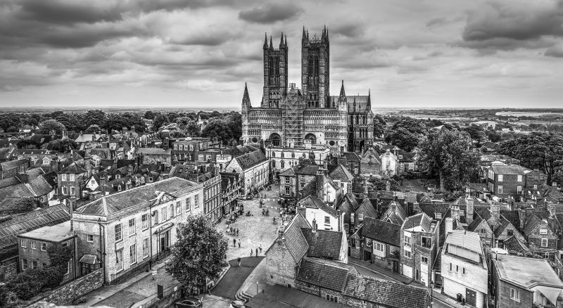 Lincoln Cathedral, Bradshaw  Colin , England