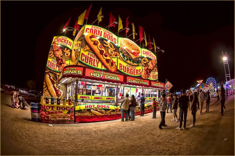 Carnival Hot Dogs_0792, Smith  James D. , Usa