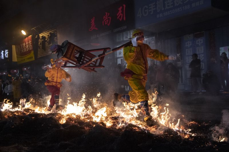 Jump Over The Fire7, Ye  Danlei , Canada